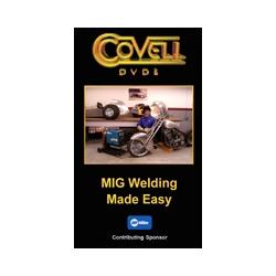 DVD - MIG lassen gemakkelijk gemaakt - door Ron Covell