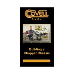 DVD - Making a Chopper chassis - door Ron Covell