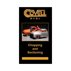 DVD - Chopping and Sectioning - door Ron Covell