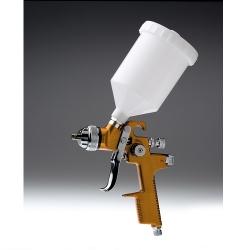 Verfspuit 600ml HVLP 1,8 mm nozzle