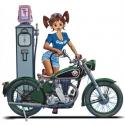 Motorfiets gereedschap